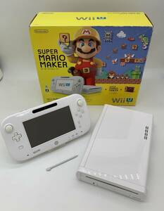 任天堂 Wii U スーパーマリオメーカー セット