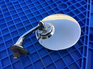 Rover Mini! left fender mirror! repair, repair .!