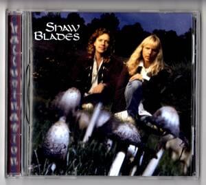 Used CD 輸入盤 ショウ・ブレイズ Shaw Blades『ハルシネイション』Hallucination(1995年)全11曲アメリカ盤