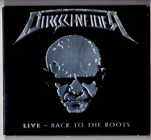 Used CD 輸入盤 ウド・ダークシュナイダー Udo Dirkschneider『ライブ-バック・トゥ・ザ・ルーツ』Live-Back to the Roots(2016年)全25曲