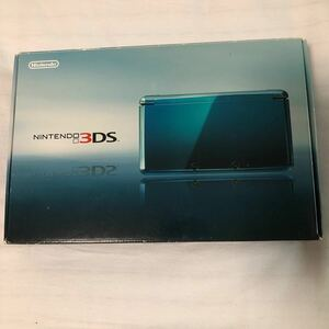 任天堂3DS アクアブルー ニンテンドー3DS ニンテンドー3DS本体