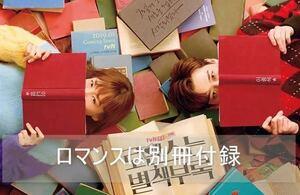 韓国ドラマ【ロマンスは別冊付録】全話収録 Blu-ray ブルーレイ※2-3日発送