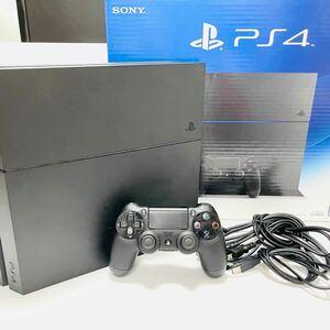 【美品】PlayStation4 CUH-1200AB01 龍が如く2本プレゼント