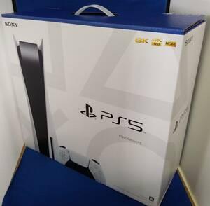 【新品】SONY PlayStation5 CFI-1000A01 ディスクドライブ搭載モデル プレステ5 PS5