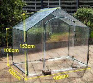 特売!品質保証★組み立て簡単 PVC素材 ビニールハウス 温室 簡易温室 ビニール温室 菜園ハウス グリーンハウス ファ