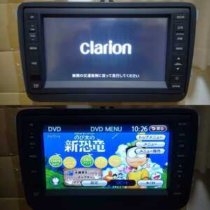 VW 純正SSDナビ Clarion J1KDC2A16 Bluetooth DVD フルセグ SDカード USB iPod Volkswagen クラリオン フォルクスワーゲン