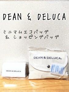DEAN&DELUCA ショッピングバッグ エコバッグ