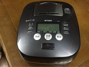 タイガー 土鍋 圧力 IH 炊飯器 炊きたて 8合炊き JKX-V150