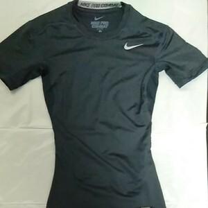 NIKEナイキ コンプレッションシャツ ネイビー 未使用サイズS