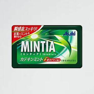新品 未使用 ミンティア アサヒグル-プ食品 O-HY カテキンミント 50粒×10個