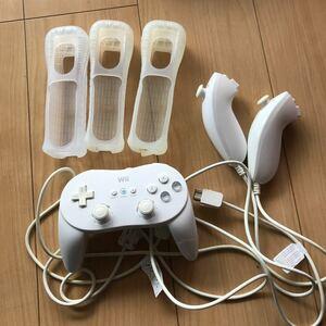 Wii コントローラー リモコン シリコンカバー