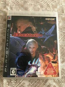 デビルメイクライ4 PS3ソフト Devil May Cry PS3