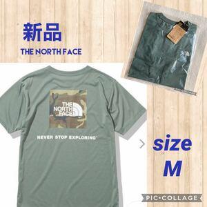 新品☆ THE NORTH FACE 半袖Tシャツ M