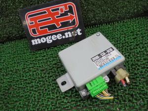 4DS5004JQ6 ) ホンダ バモス HM1/HM2 後期型 ターボ 純正パワステコンピューター   39980-S3A-0430