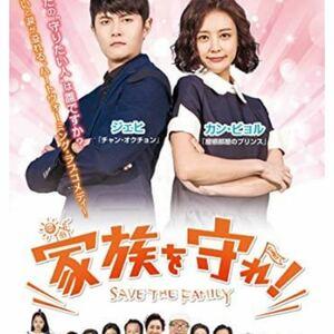 家族を守れ  韓国ドラマ 全話 DVD