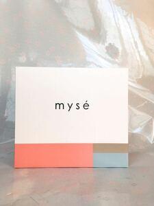 [新品未開封・送料無料] ウォーターピーリング ピーリング美顔器(YA-MAN)ミーゼ ダブルピーリングクリア スモールヘッドセット MS42N