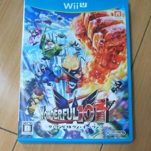 WiiU The Wonderful 101