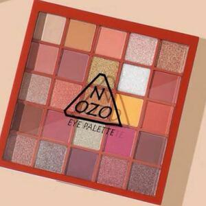 NOZO eyeshadow palette 25色 アイシャドウパレット #2
