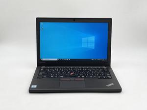★B5サイズ★Lenovo ThinkPad X270【高性能第6世代Core i5+メモリ4GB+SSD 128GB】『Webカメラ/フルHD/Windows10/Office/新品無線マウス