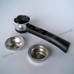 デロンギ コーヒーパウダー用ポルタフィルターホルダーセット