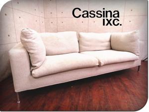 產品詳細資料,日本Yahoo代標|日本代購|日本批發-ibuy99|■美品■Cassinaixc./カッシーナイクスシー■イタリア最高級■BOX sofa/ピエロ・リ…