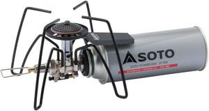 【新品】SOTO ST-310 限定モノトーンカラー ブラック