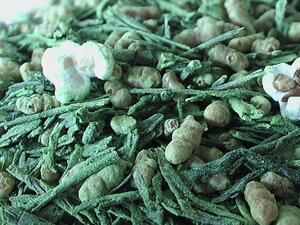 日本茶◆抹茶入り玄米茶(100g)1袋 緑茶