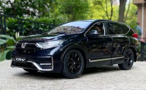 ホンダ CR-V 2020 ミニカー 1/18 合金 ダイキャストカー ドア開閉 コレクション ジオラマ ディスプレイ リアル 人気 おすすめ ブラック