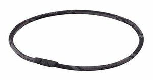【新品】カーボンブラック 50cm ファイテン(phiten) ネックレス RAKUWAネック ゼネラルモデル 50cm7BEH