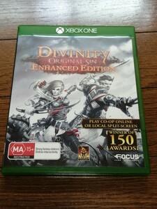 【激レア! Xbox one 用ソフト】 ディヴィニティ オリジナル・シン エンハンスドエディション (北米版中古品)