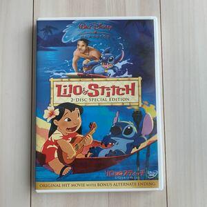 ディズニーDVD リロ&スティッチ スペシャル・エディション('02米)〈2枚組〉