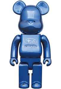 SUBARU BE@RBRICK THE 1st MODEL 400% スバル ベアブリック MEDICOM TOY メディコムトイ