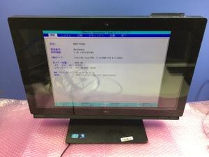 AL: 富士通 FH77/ED Core i7-2670QM 2.2Gh/4GB 無線ブルーレイ一体型
