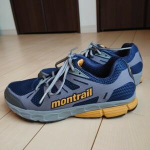モントレイル montrail MEN'26.0CM トレイルランニングシューズ 値下げ応相談