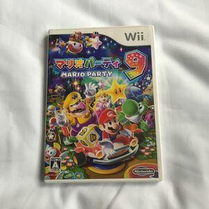 マリオパーティ9 Wii Wiiソフト