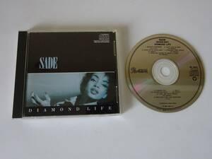 used★Made in USA Digital Audio Disc Corp.刻印有★CD / SADE シャーデー DIAMOND LIFE【PORTRAIT/RK39581】