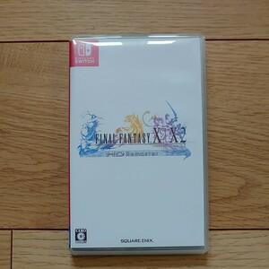 ファイナルファンタジーX/X-2 HDリマスター Switch Nintendo Switch FF10
