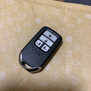 送料無料☆ホンダ フリード 純正スマートキー 4ボタン 両側パワスラ 稼動確認済み 基盤番号 TRE-W21 A1