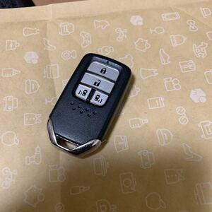 送料無料☆ホンダ フリード 純正スマートキー 4ボタン 両側パワスラ 稼動確認済み 基盤番号 TRE-W21 21