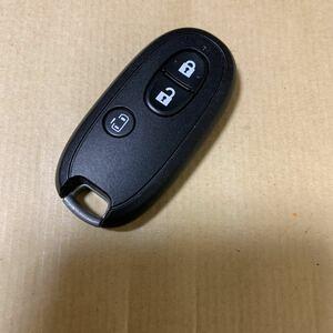 送料無料☆スズキ スペーシアMK42 純正 スマートキー 4ボタン 両側 パワースライドドア 007-A0080 超美品  470