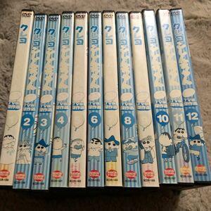 クレヨンしんちゃん 第7期 全巻セット DVD