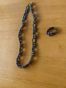 ハンドメイド指輪、ネックレス