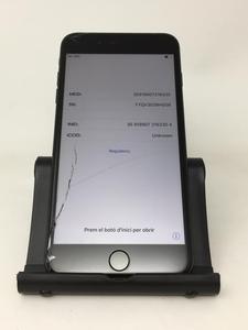 865【ジャンク品】 iPhone7 Plus 32GB docomo版SIMロック解除 SIMフリー ブラック /060