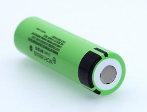 18650 リチウムイオン電池 生セル 18650HG2 3.7V 3400mAh 65mm(長さ) NCR18650B(FH) 高容量タイプ 1本 即納