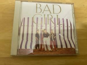 BAD GIRL バッドガール CD カルロス トシキ&オメガトライブ 中古 送料198円 H27 盤面に小傷有りの為、格安