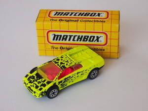 MATCHBOX マッチボックス 22 LAMBORGHINI DIABLO