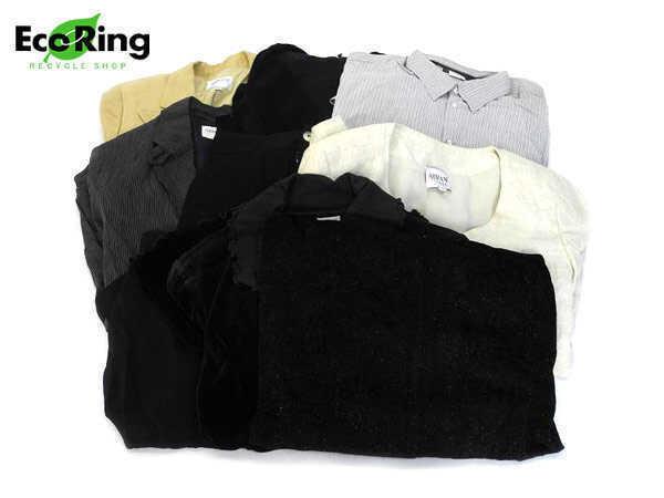 1円 アルマーニ コレツィオーニ ジョルジオアルマーニ等 ジャケット シャツ スカート他 大量セット AI995
