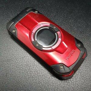 【送料無料】【SIMロック解除品】au KYF33 TORQUE X01 レッド 防水 防塵 耐衝撃 Wi-Fi ワンセグ Bluetooth 製造番号:353970083513009