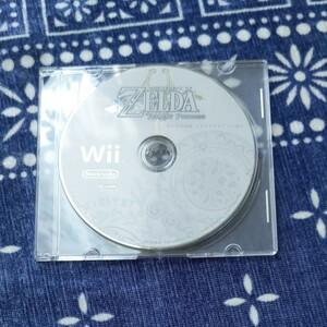 ゼルダの伝説トワイライトプリンセス箱なし Wii