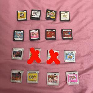 ニンテンドーDS、3DSソフト